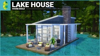 Nonton The Sims 4 House Building   Lake House  Tiny 4x6 Grid  Film Subtitle Indonesia Streaming Movie Download