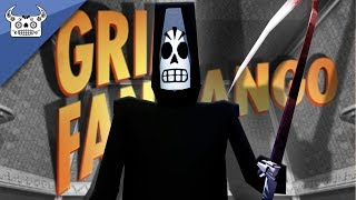 GRIM FANDANGO RAP | Dan Bull | Critical Hit #3