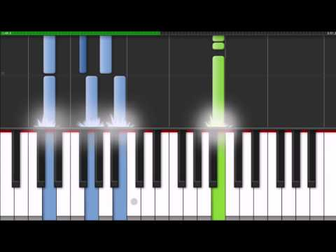 John Legend – All Of Me Piano Tutorial – Easy