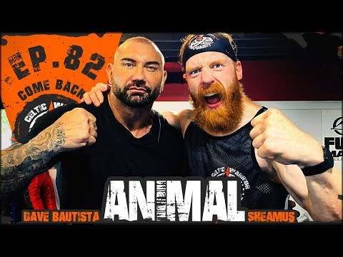 Dave Bautista The Animal | Ep.82 MMA Cardio Workout