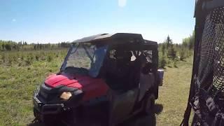 10. 2018 Honda Pioneer 700-4 Ayers Lake Run