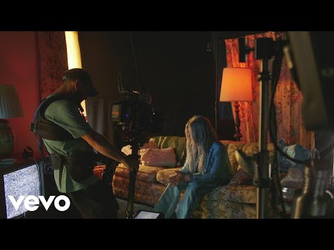 Kesha - Learn To Let Go (Behind The Scenes)