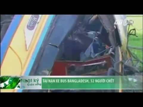 Tai nạn xe bus Bangladesh, 32 người chết