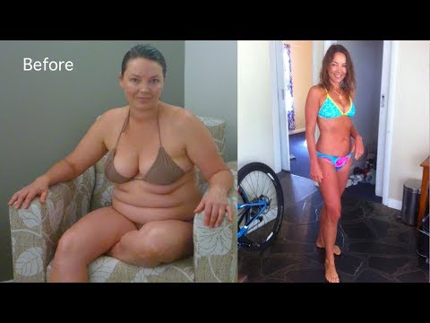 My 40lb weight loss on a Raw Food Diet! Before & After video/photos