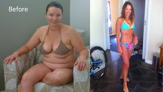 9. My 40lb weight loss on a Raw Food Diet! Before & After video/photos