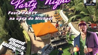 Party at Michael's House 1.2 Link ; https://www.gta5-mods.com/maps/michael-party Carro Renault Sport RS Link ; https://www.gta5-mods.com/vehicles/renault-spo...