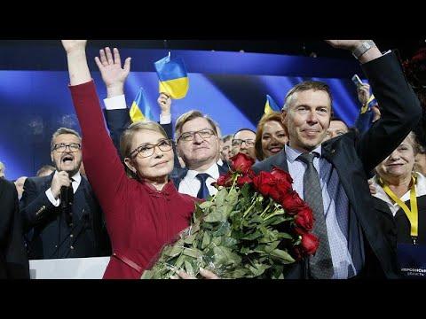 Ukraine: Timoschenko erklärt ihre Präsidentschaftskan ...