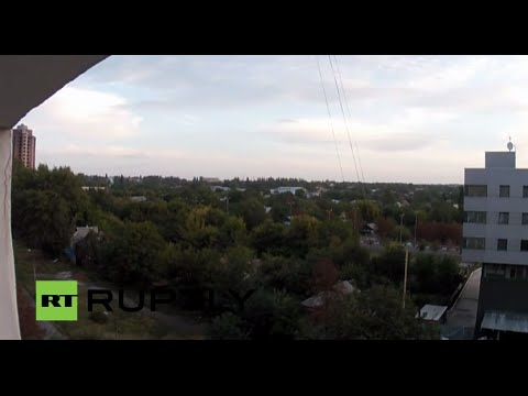 airport - LIVE camera is now placed in the north-west of Donetsk (Kievskyi district), pointed towards Donetsk airport. According to latest reports, neither side is currently in control of the airport....