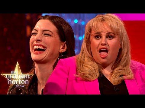 Makeup for Anne Hathaway for the Graham Norton Show