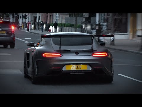 Supercars in London May 2019 - #CSATW71