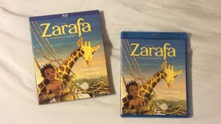Nonton Zarafa (2012) Blu Ray Review and Unboxing Film Subtitle Indonesia Streaming Movie Download