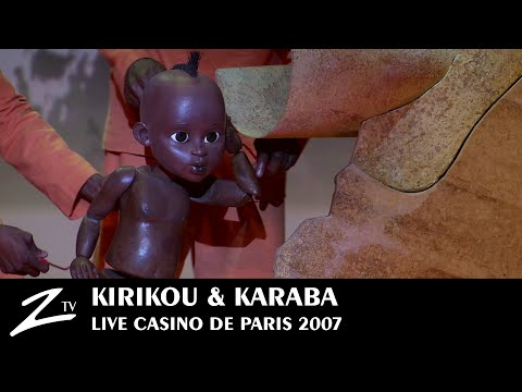 Kirikou & Karaba - Casino de Paris 2008 - LIVE HD