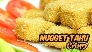 Cara Membuat Nugget Tahu Crispy