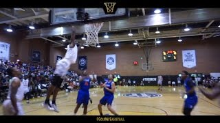 Kenneth Faried, Nick Young, Sek Henry Most EXPLOSIVE GAME Drew League 2016!!