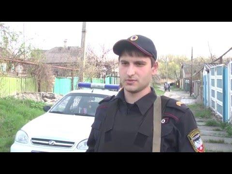 Правоохранители ДНР задержали разбойника в Енакиево