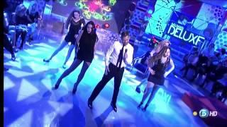 Hugo Castejón - Dance La Noche En Salvame Deluxe Telecinco