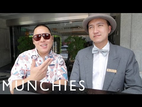 Back - Subscribe to Munchies here: http://bit.ly/Subscribe-to-MUNCHIES It's all about the history for the last segment in Taipei, Taiwan. Eddie spends an afternoon on Shenkeng Old Street soaking...