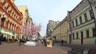 Nonton Old Arbat Street  Moscow  Walking The Arbat On May 05 2017 Film Subtitle Indonesia Streaming Movie Download