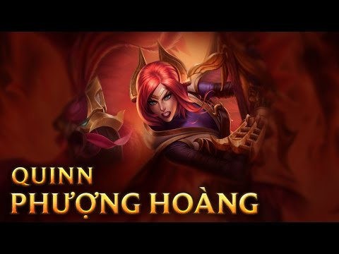 Quinn Phượng Hoàng - Phoenix Quinn