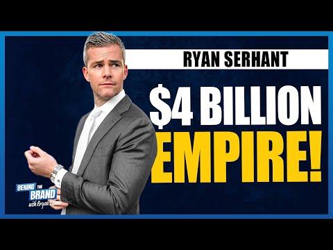 Ryan Serhant - How to Build a $4 BILLION Empire on Youtube