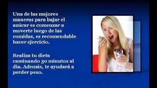 http://curandotudiabetes.com/como-cure-mi-diabetes-de-for...  Cómo Bajar La Azúcar En La Sangre...