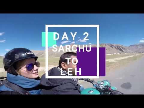 Bike Safari At Leh & Ladhakh - The Grand Indian Route