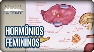 A ginecologista Dra. Patrícia Gonçalves tirou as dúvidas sobre como agem os hormônios no corpo da mulher.Confira também as outras páginas do programa:Site -  Oficial: http://www.tvgazeta.com.br/revistadacidade/Facebook -  https://www.facebook.com/RevistadaCidadeTVTwitter - https://twitter.com/revistadacidadeInstagram -  https://instagram.com/revistadacidade/