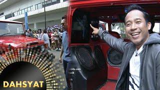 Video Ada Mesin Karoke Didalam Mobil Limbad [Dahsyat] [20 Apr 16] MP3, 3GP, MP4, WEBM, AVI, FLV Februari 2018