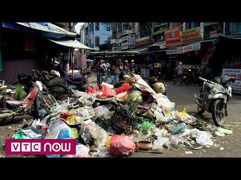 Dân mạng bức xúc vì rác thải dồn ứ | VTC1 - Thời lượng: 90 giây.