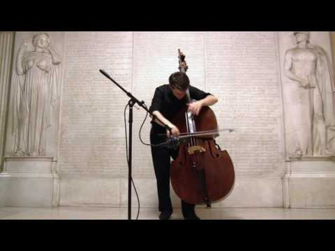 See video  Bach: Fugue (BWV 995)