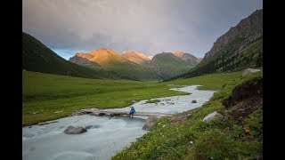 I get into the Kyrgyzstan mountains for some landscape photography. Instagram: http://www.instagram.com/brendanvanson...