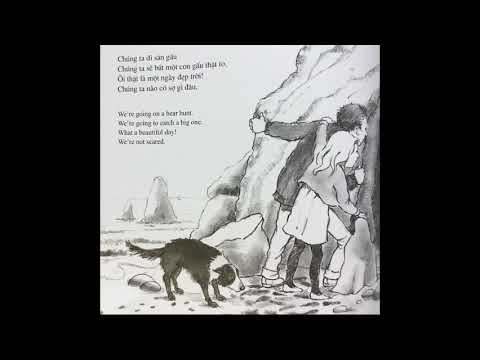 We're Going on a Bear Hunt – Vietnamese/English