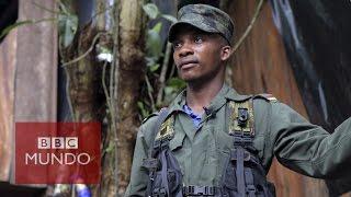 Dentro de un campamento de las FARC en Colombia