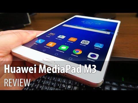 Huawei MediaPad M3 Review în Limba Română (Tabletă de 8.4 inch cu difuzoare Harman/Kardon)
