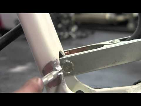TIG WELDING 101: ALUMINUM TIG WELDING MOUNTAIN BIKE FRAME REPAIR LONGEVITY TIGWELD 200 DX WELDER