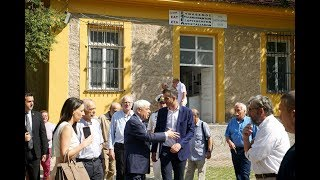 Ο ΠτΔ Π.Παυλόπουλος στο ΣΦΕΑ, πρώην ΕΑΤ-ΕΣΑ