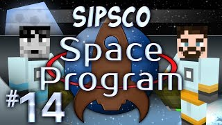 Sipsco Space Program #14 - Crafting The Quarry
