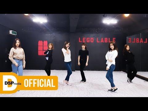APRIL(에이프릴) - 파랑새(The Blue Bird) 직캠ver. Choreography Video (видео)