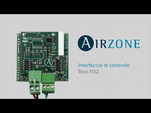 Interfaccia di comunicazione Airzone - Baxi R32