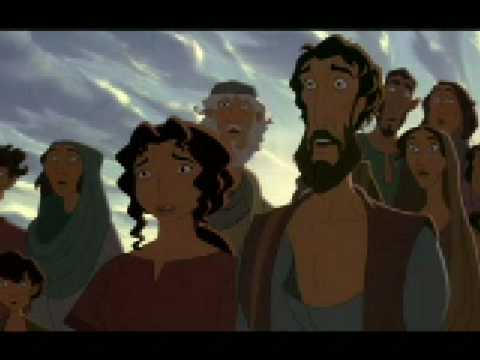 moses prince of egypt religion