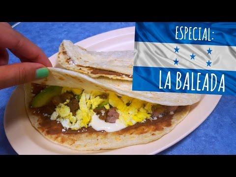 Baleada: Comida Típica de Honduras - La Cooquette