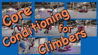Core Conditioning for Climbers by The Climbing Nomads
