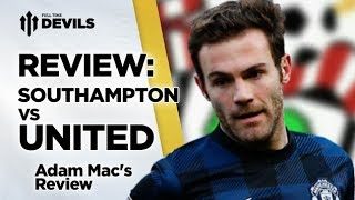''Proud To Be A Red'' | Southampton 1-1 Manchester United | REVIEW
