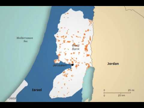 Israel-Palestine:  A Land in Fragments