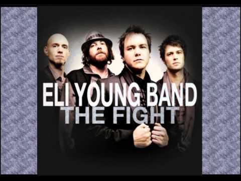 Tekst piosenki Eli Young Band - The Fight po polsku