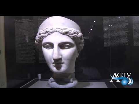 "Ha aperto i battenti ieri ad Agrigento la mostra ""I tesori di Akragas"""
