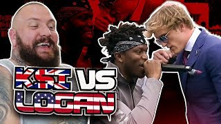 Video KSI vs LOGAN PAUL : Press Conference Reaction MP3, 3GP, MP4, WEBM, AVI, FLV Desember 2018