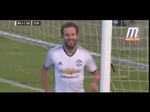 Manchester United 5-2 Galatasaray | Goals | Maçın Geniş Özeti (видео)