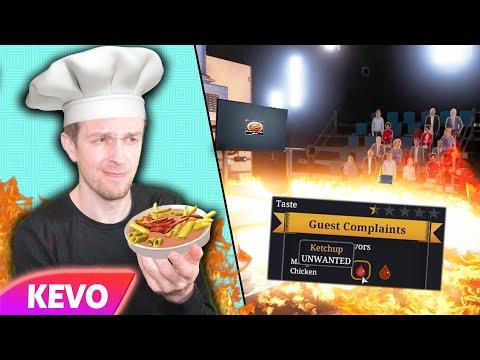 Cooking Simulator adding a TV Network DLC was a bad idea...