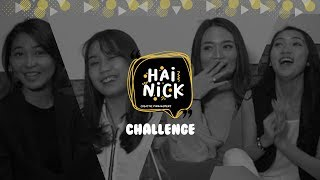 Video Hai Nick Challenge !!! Bongkar Bongkar Rahasia... MP3, 3GP, MP4, WEBM, AVI, FLV Desember 2018